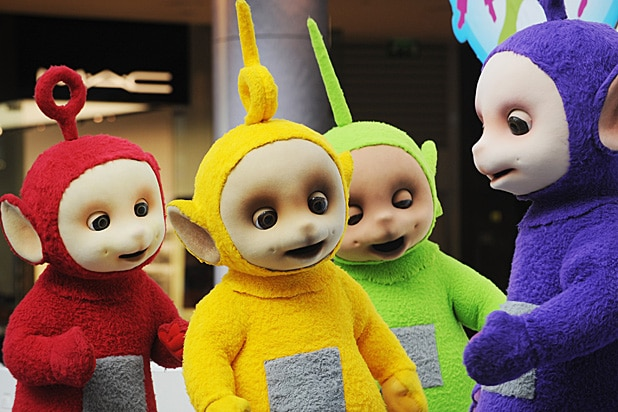 Family remember 'beloved ' Tinky Winky actor