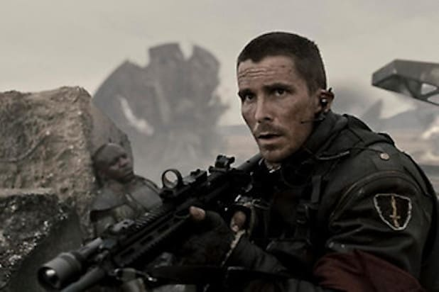 Christian Bale - Terminator Salvation