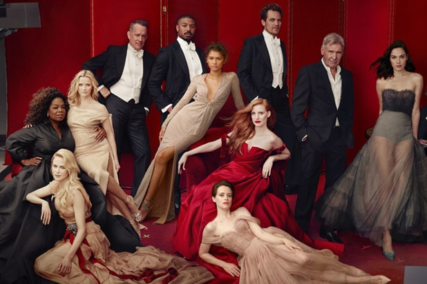 Reese Witherspoon, Oprah Winfrey Mock Vanity Fair Photoshop