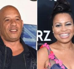 Vin Diesel Courtney Kemp Get Christie Love