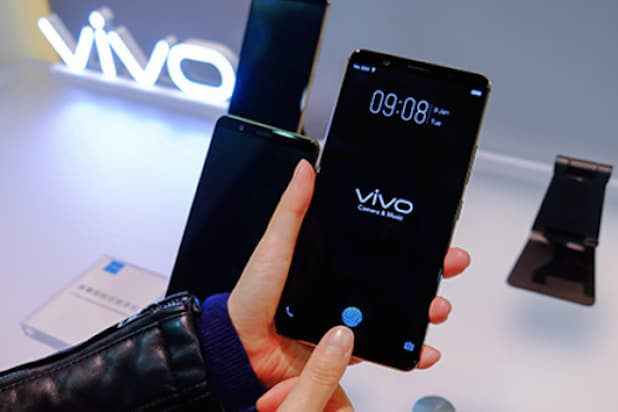 Vivo TouchScreen
