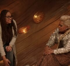 a wrinkle in time behind the scenes featurette ava duvernay oprah winfrey