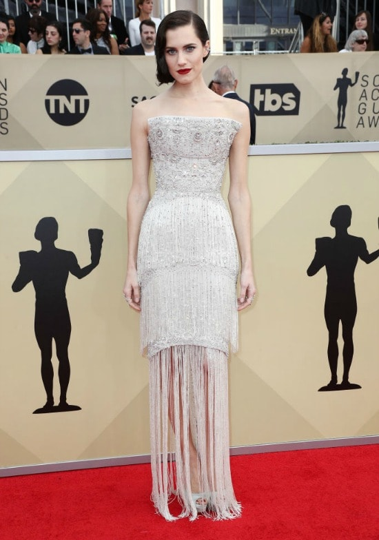 allison williams sag awards
