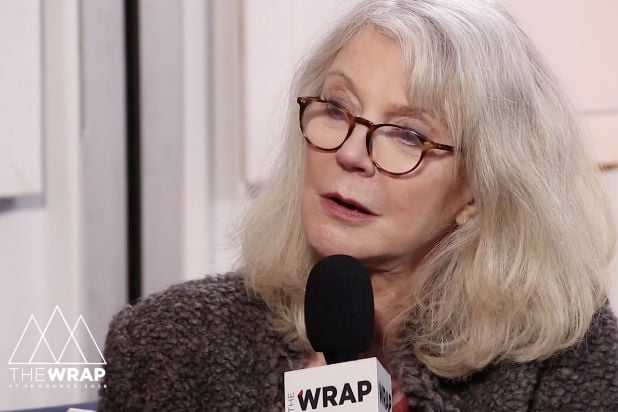 Blythe Danner Responds to Criticism That Gwyneth Paltrow