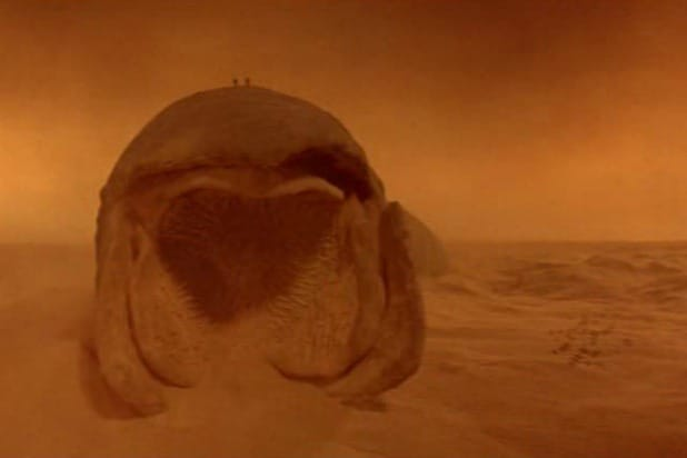 dune movie sand worm