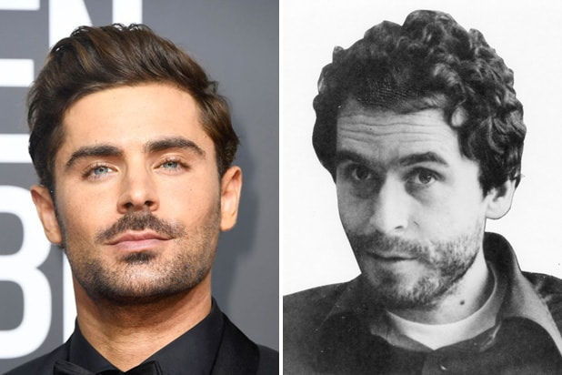 Zac Efron Channels Ted Bundy's Intensity in New Biopic Image