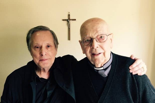 THE DEVIL & FATHER AMORTH The Exorcist William Friedkin
