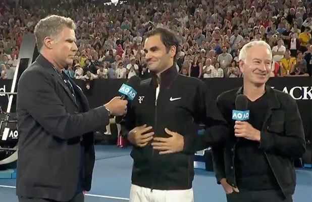 will ferrell federer ron burgundy