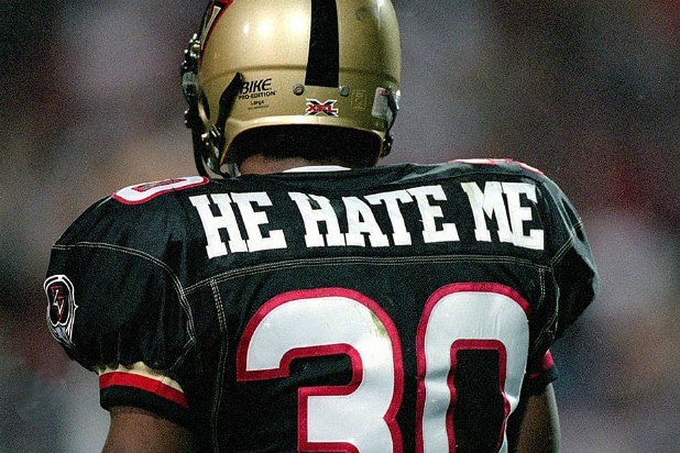 19e37dbb32c Vince McMahon s New XFL May Allow Nicknames on Jerseys Again