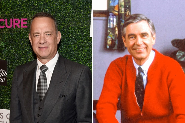Tom Hanks to star as Mister Rogers in