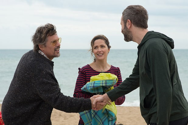 juliet, naked ethan hawke Rose Byrne Chris O'Dowd