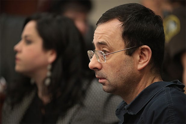 Gymnastics Doctor Larry Nassar Sentenced to 40 to 175 Years