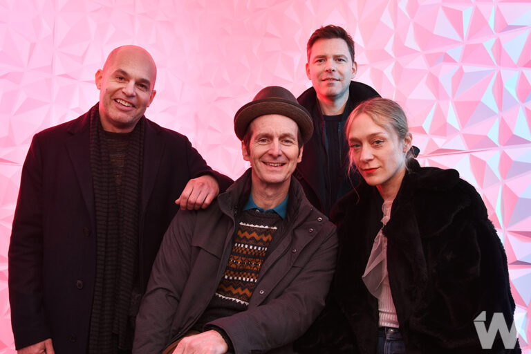 Lizzie Bryce Kass, Denis O'Hare, Craig William Macneill and Chloe Sevigny