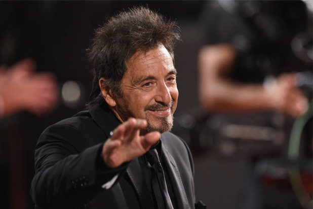al pacino MoviePass Axis Sally