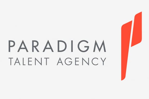 paradigm talent agency