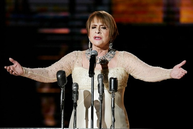 patti lupone don't cry for me argentina grammys