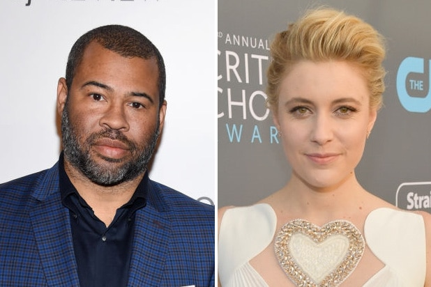 greta gerwig jordan peele and other actors who direct more than