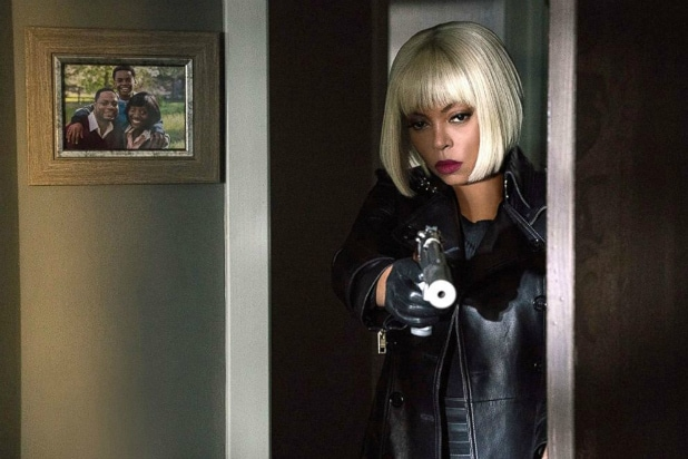 Proud Mary Film Review Taraji P Henson Shoulda Kept Her Good Job In The City