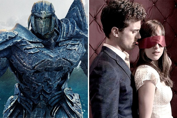 'Transformers,' 'Fifty Shades Darker' Top Razzie Award Nominations