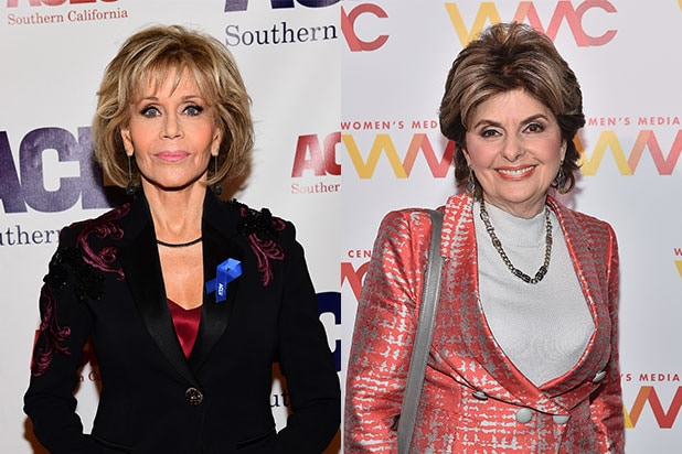 respect rally sundance jane fonda gloria allred