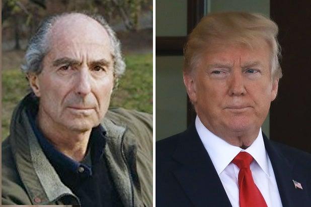 Philip Roth Slams Trump, Talks Masculinity in New Interview