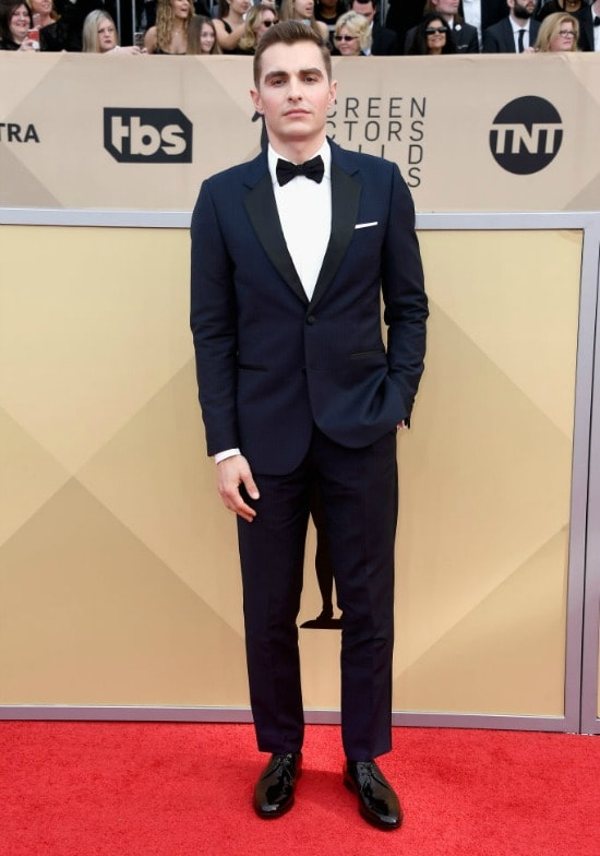 sag awards red carpet dave franco