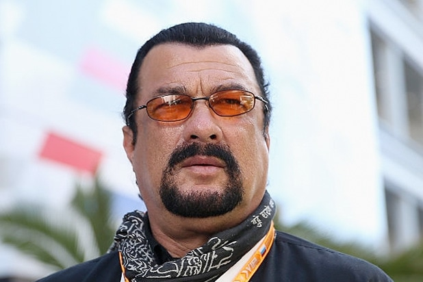 Steven Seagal Named 'S...