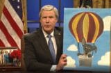 snl saturday night live will ferrell george w bush cold open 2018