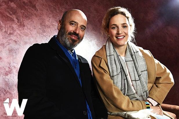 Mark Bridges and Vicky Krieps, Phantom Thread