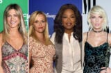 Jennifer Aniston Reese Witherspoon Oprah Winfrey Taylor Swift