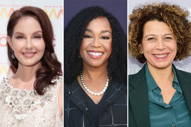time's up ashley judd shonda rhimes donna langley