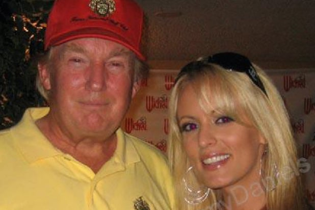 Image result for stormy and trump