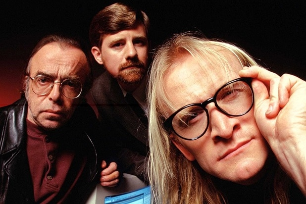 x-files the lone gunmen