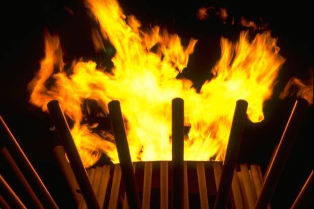 1998 Olympics torch