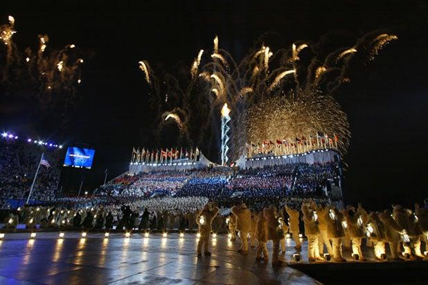 2002 Olympics torch