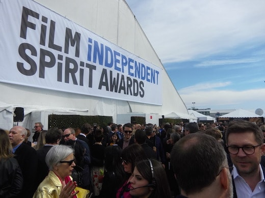 Film Independent Spirit Awards 2017 - External Atmosphere