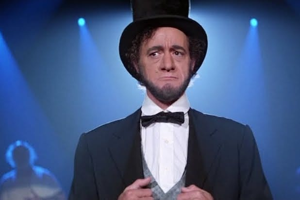 Abraham Lincoln: Bill and Ted