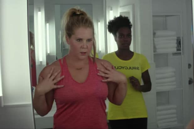 Amy Schumer I Feel Pretty Trailer