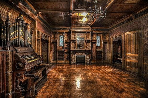 Ballroom Winchester Mystery House