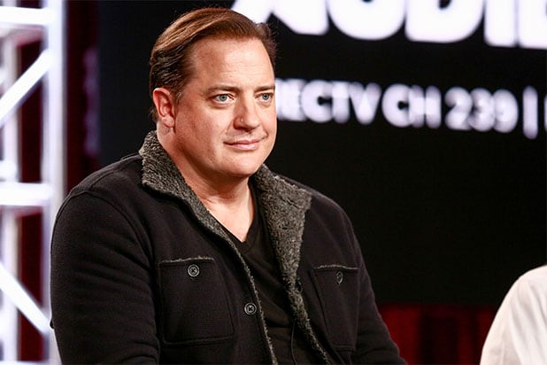 Brendan Fraser Says Golden Globes Organization Admits Member
