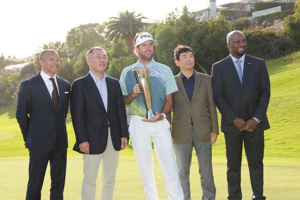 Bubba Watson Genesis Trophy