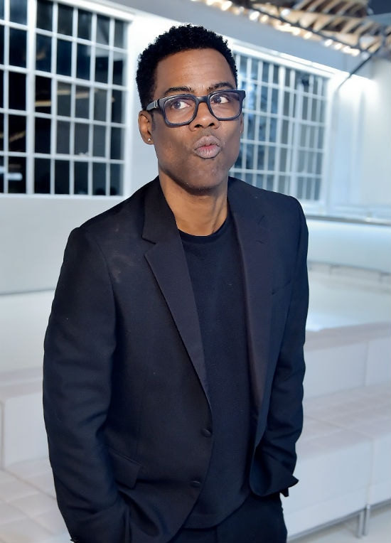 Chris Rock Mr Chow