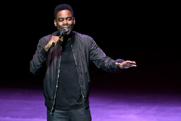 Chris Rock Netflix Special to Drop on Valentine's Day