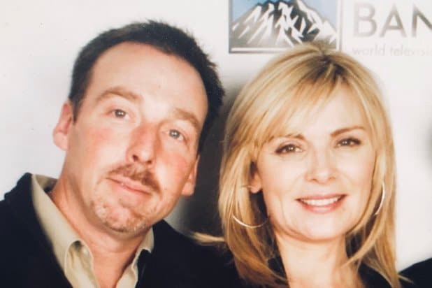 Christopher Cattrall Kim Cattrall