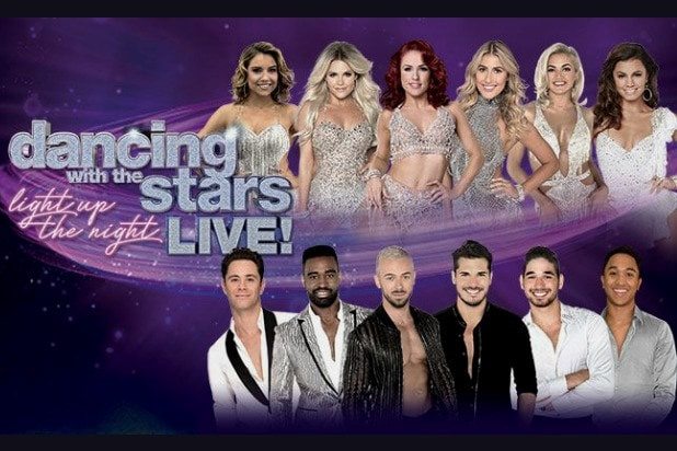 Image result for Dancing with the stars live 2018