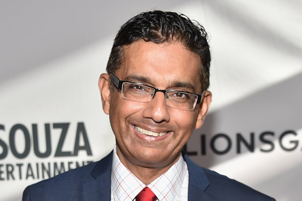 Dinesh D'Souza's 'Trump Card' Due Out This August in Time for GOP Convention