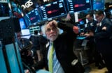 Dow Jones Industrials Closes Down Over 600 Points