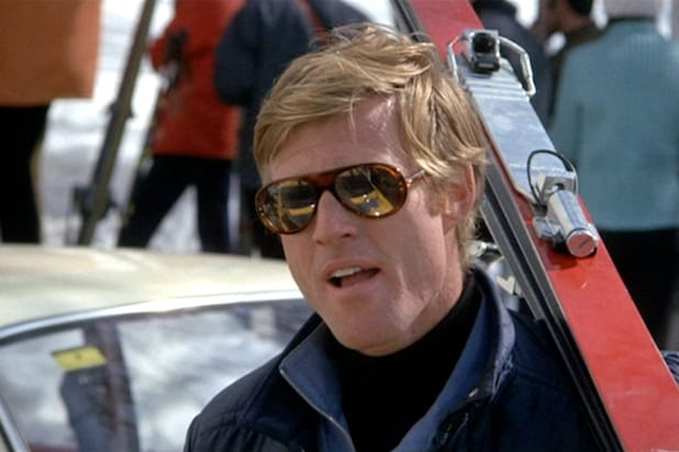 Downhill Racer Robert Redford