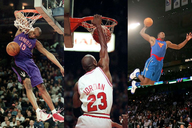 12 Best Slams in NBA All-Star Dunk Contest History, from Dr. J to MJ (Videos)