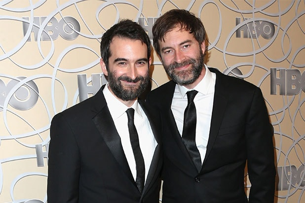 Jay Duplass Mark Duplass